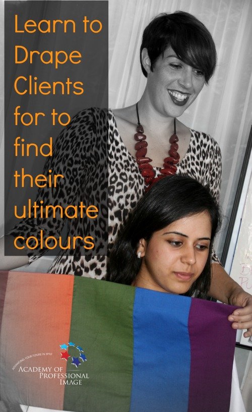 Personal Colour Analysis Training in Los Angeles - click here to find out more
