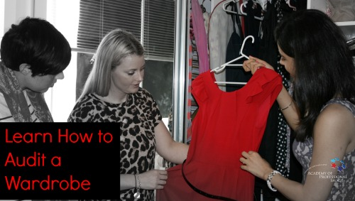 Become a Personal stylist and image consultant, personal shopper - classroom and online training opportunities - click here to find out more