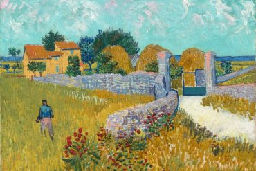 Van Gogh Exhibition at the National Gallery of Victoria - NGV