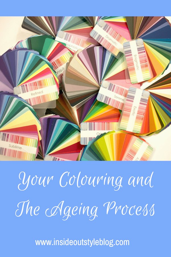 Your Colouring and The Ageing Process