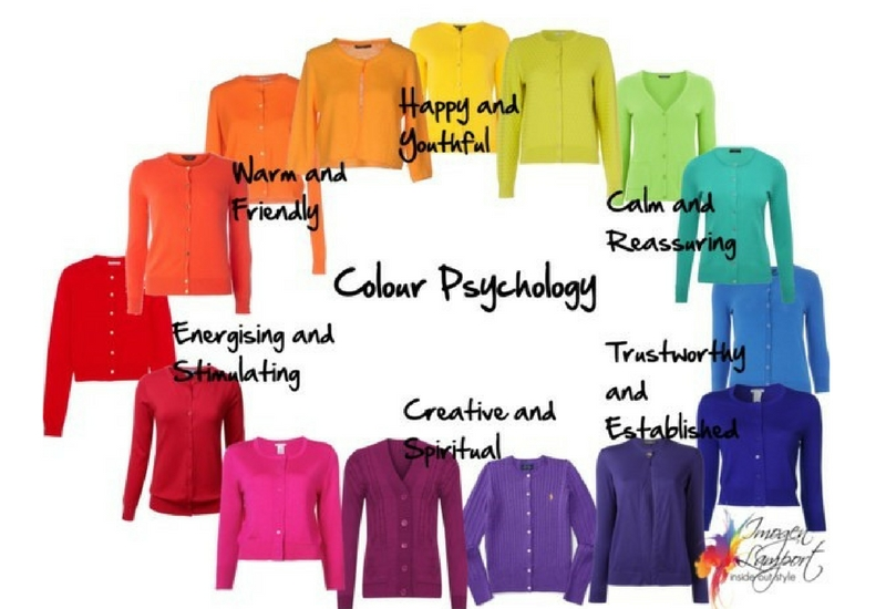 choosing colours to have the best impact on your goals and dreams - understand the power of colour
