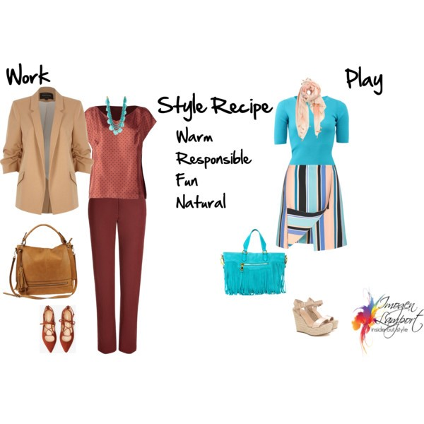 How to express your style recipe in outfits