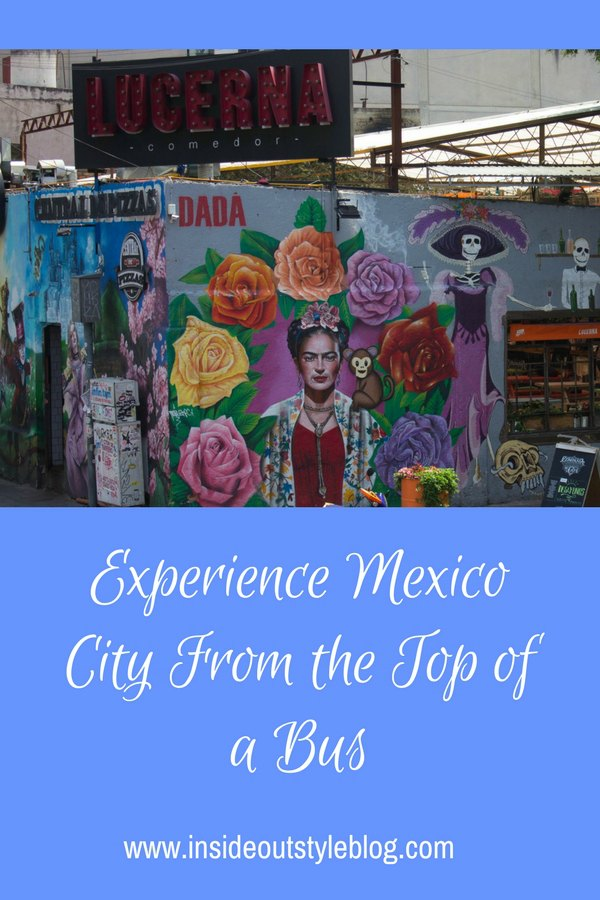 Experience Mexico City From the Top of a Bus
