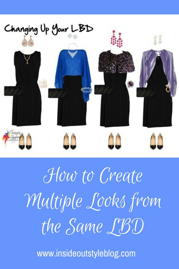 How to Create Multiple Looks from the Same LBD