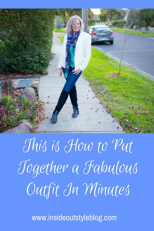 The formula you need to create fabulous outfits every day - click here to see the formula in action
