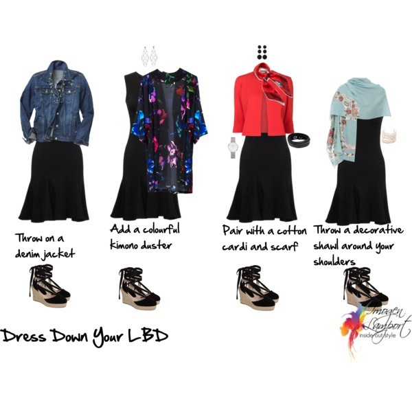 How to dress down your LBD