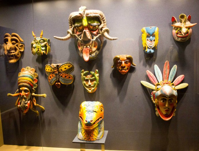 Inside Mexico City's Museum of Anthropology