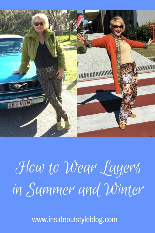 How to Wear Layers - what items you can layer and how to think about layering in your outfits - video post