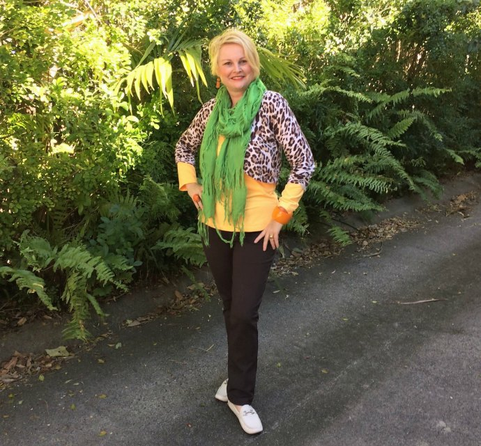 Jill Chivers of Shop Your Wardrobe discusses how taking an outfit photo everyday improved her style