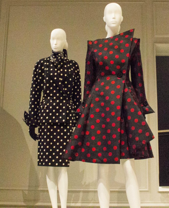The New Look - Dior at NGV 70 years exhibition