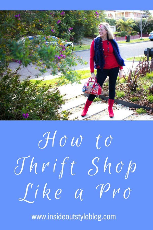 How to have the best thrift shopping experience
