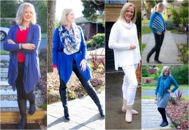 Improve your style with the Inside Out Style daily outfit photo challenge