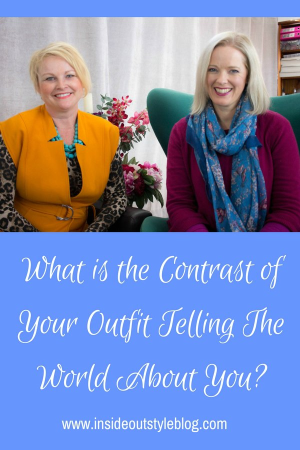 What is the Contrast of Your Outfit Telling The World About You?