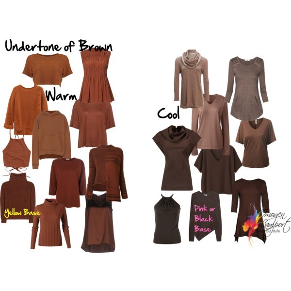 How to Pick the Undertone of Brown