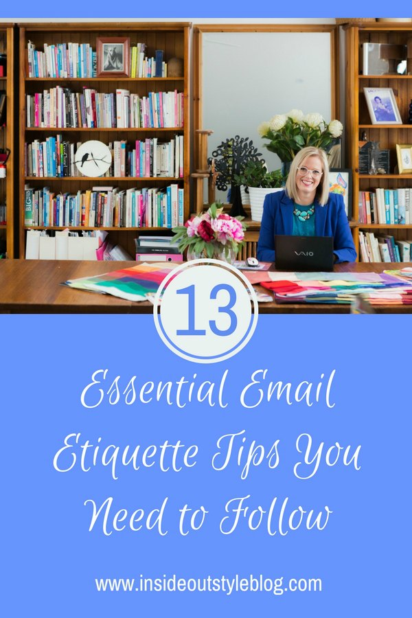 13 Essential Email Etiquette Tips You Need to Follow