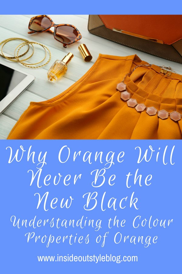 nderstanding the colour properties of orange and how to mix it with other colours