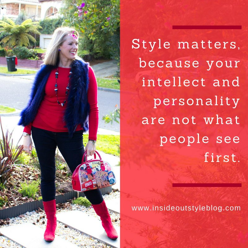 Why style matters