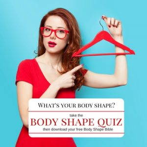 Body Shape Bible Quiz