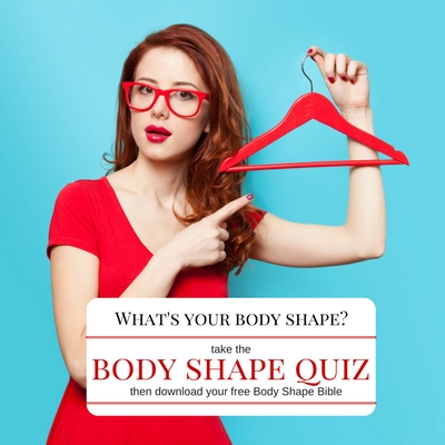 Body Shape Quiz How To Find Your Personal Style