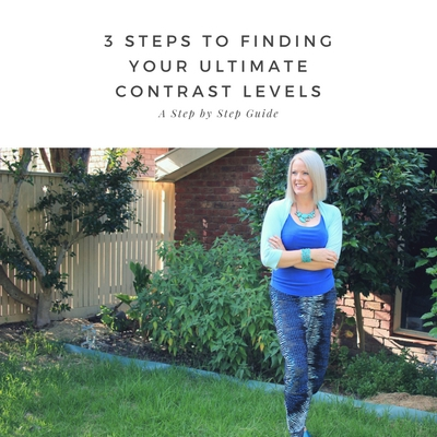 3 Steps to Finding Your Ultimate Contrast Levels