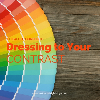 Dressing to Your Contrast