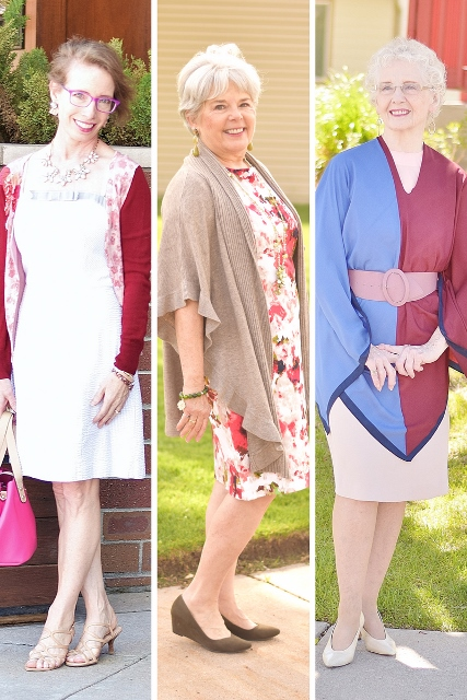 Discover the Stylish Thoughts of Jodie, her mother and stepmother from Jodie's Touch of Style