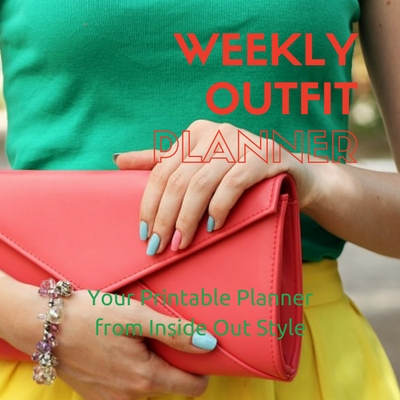 Weekly Outfit Planner