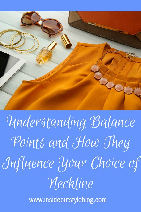 Understanding Balance Points and clothing