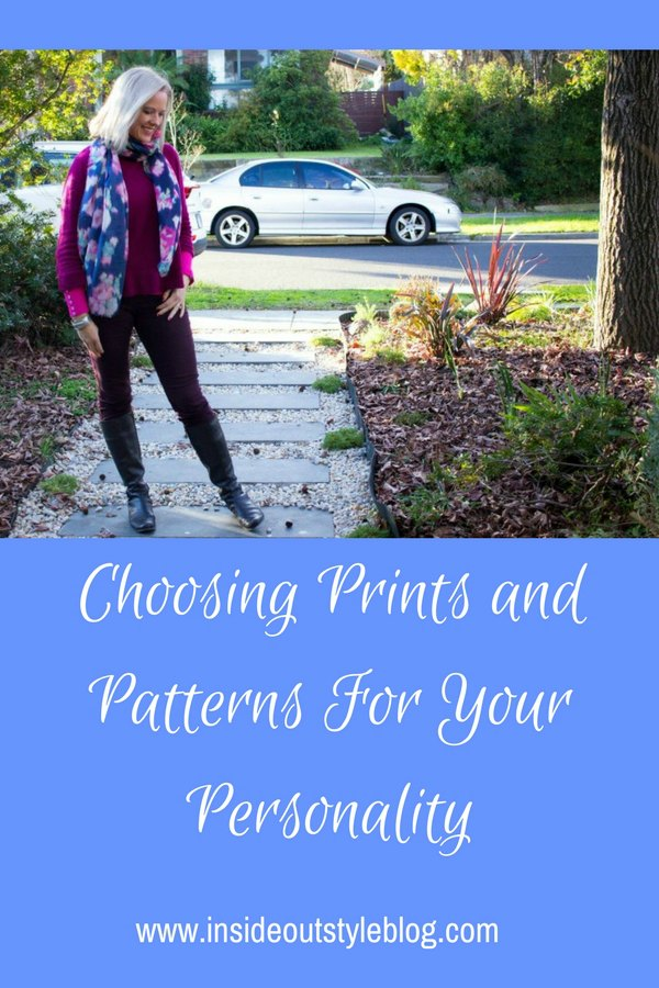 Choosing Prints and Patterns For Your Personality
