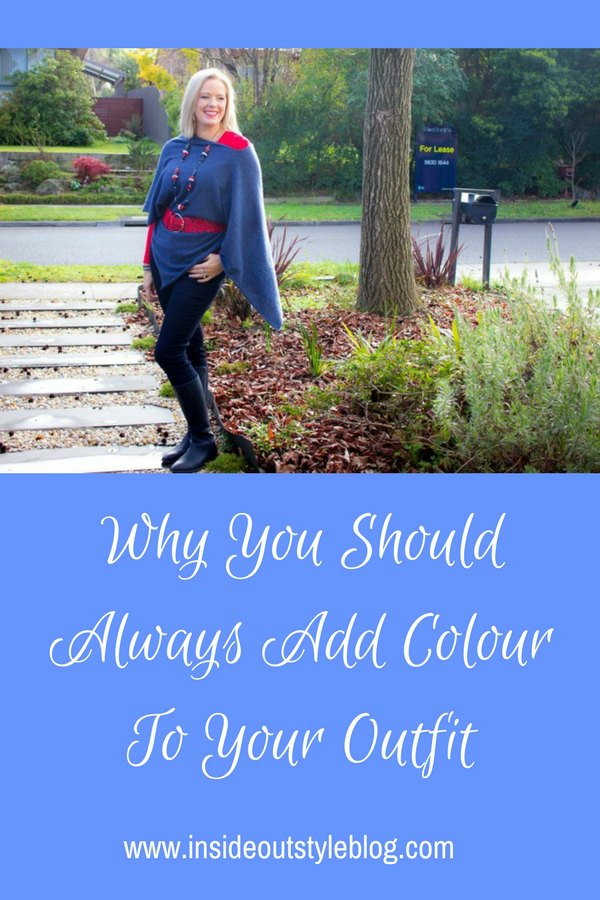 Why You Should Always Add Colour To Your Outfit