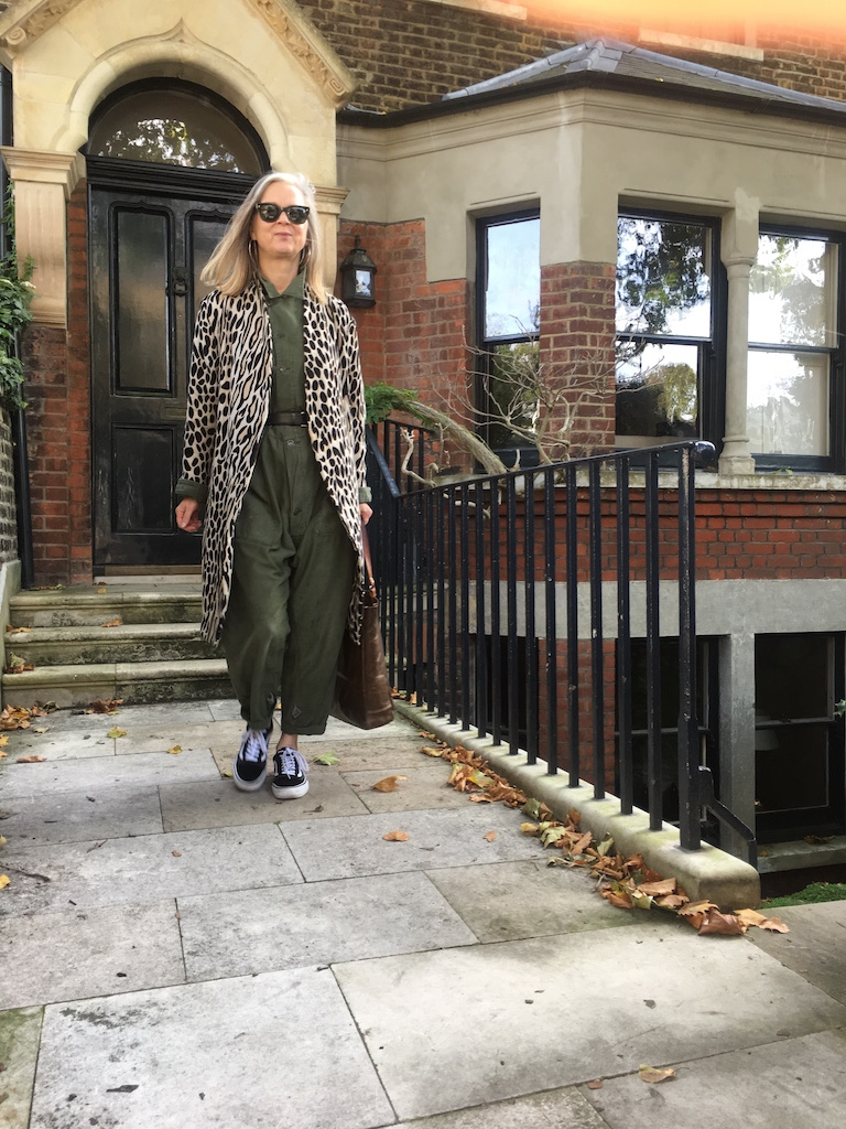 Discover the personal style and stylish thoughts of Alyson Walsh of That's Not My Age