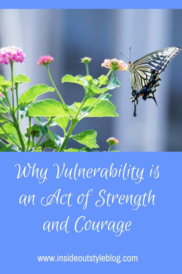 Why Vulnerability is an Act of Strength and Courage