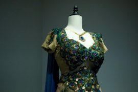 Stunning costumes by Hollywood Acade