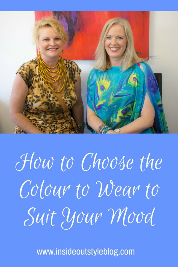How to choose colours to suit your mood - how to choose colours to wear