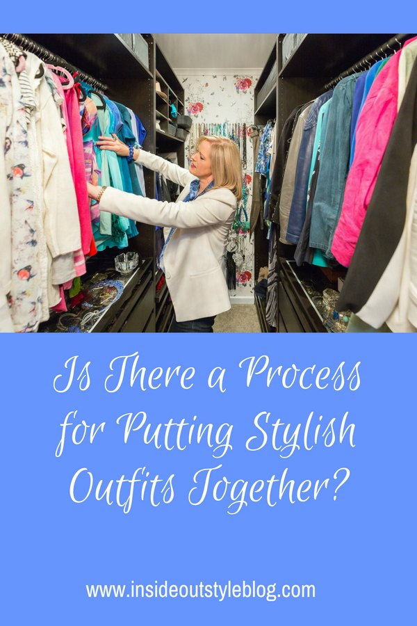 Is There a Process for Putting Stylish Outfits Together?