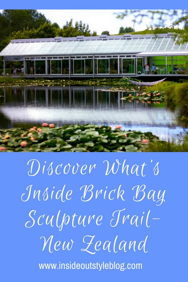 Discover what's inside Brick Bay Winery Sculpture Trail in New Zealand's North Island