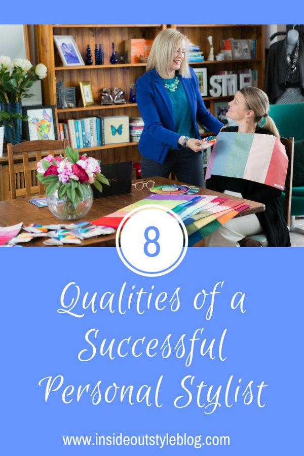 The 8 Qualities of a Successful Personal Stylist - what makes a successful personal stylist