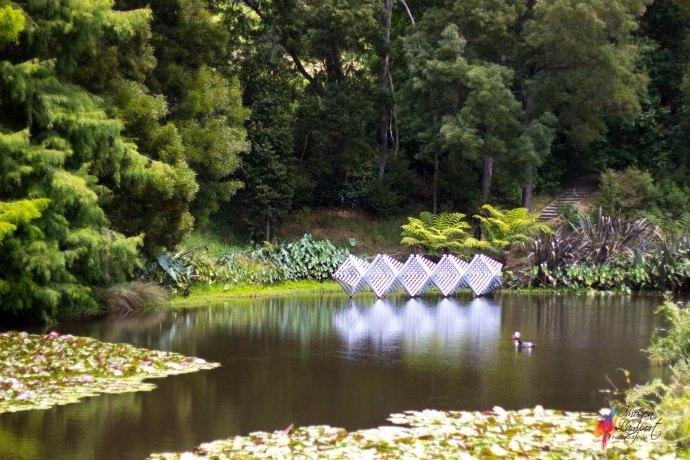 Brick Bay sculpture trail - Filipe Tohi