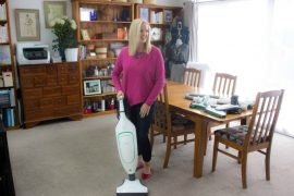 Welcome to Inside Out Style blog headquarters - take a peek inside my home and read my review of the Vorwerk Kobold VK200 Upright Vacuum - it's the Rolls Royce of vacuums