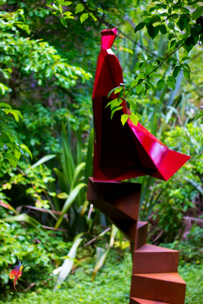 What's at Brick Bay winery and sculpture trail? Is it worth a visit? - Anna Korver