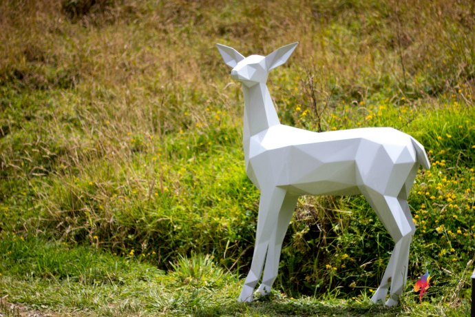 Brick Bay - Ben Foster - The White Deer
