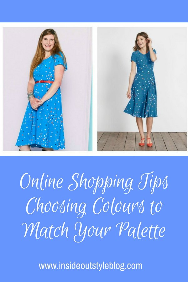 Online Shopping Tips - Getting the Colour Right