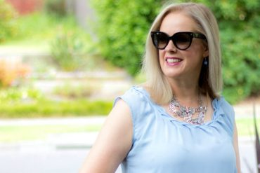 How to add interest to your summer outfits when it's too hot for layers