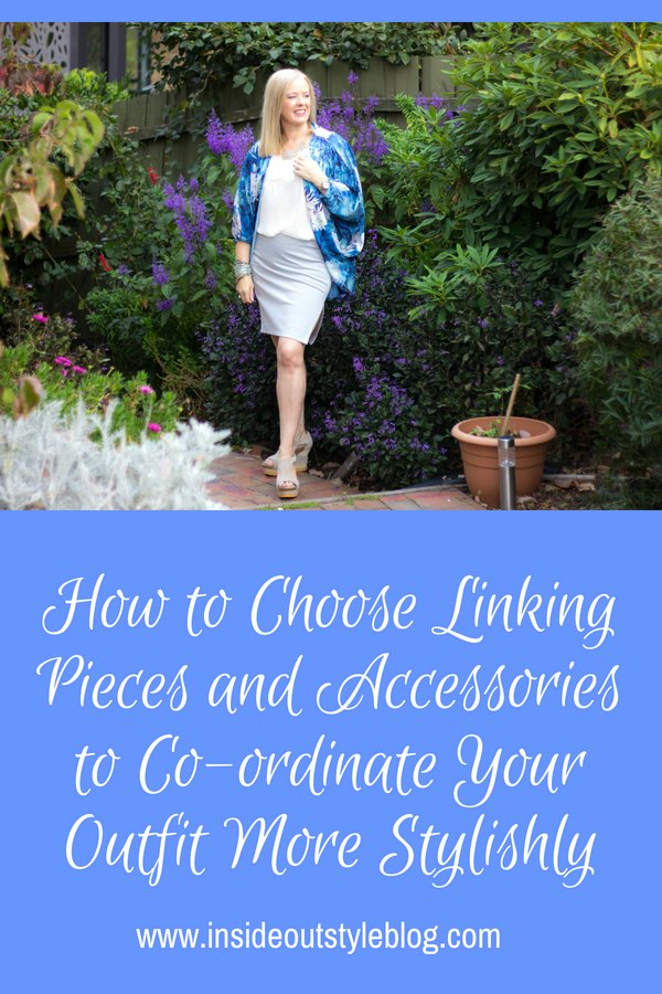 How to Choose Linking Pieces and Accessories to Co-ordinate Your Outfit More Stylishly