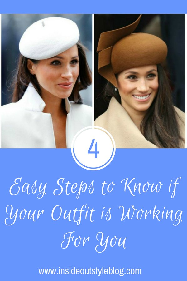 How to Know if Your Outfit is Working For You in 4 Easy Steps