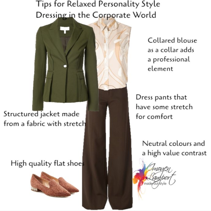 What to wear corporate business when you prefer relaxed dressing style of clothing
