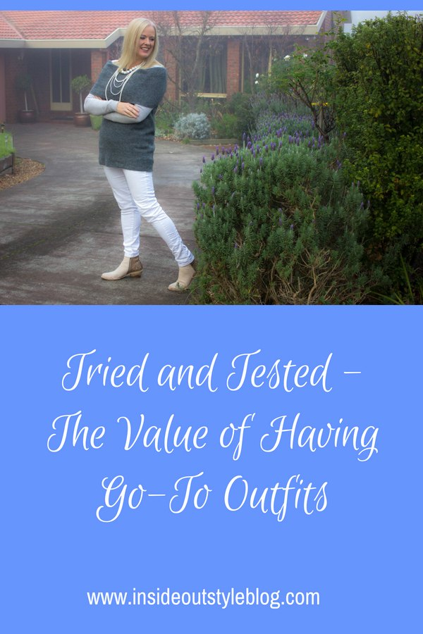 Tried and Tested - The Value of Having Go-To Outfits