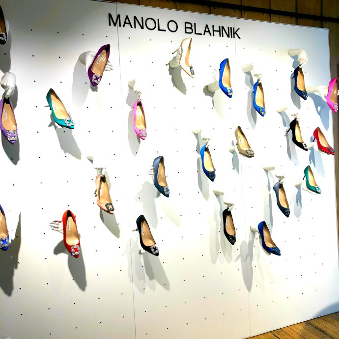 Manolo Blanhik shoes