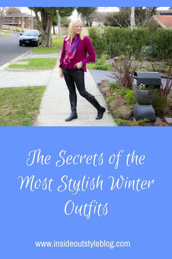 The Secrets of the Most Stylish Winter Outfits
