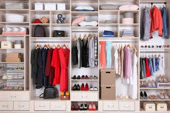 8 Tips to Help You Declutter Your Wardrobe